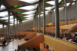 The Library of Alexandria from the inside..., Genesis A - May 2010