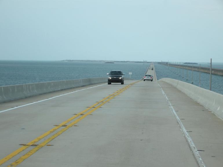 US 1 - Overseas Highway - Miami