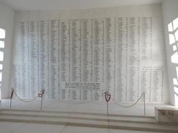 Heroes wall of honor , ARIF A - January 2017