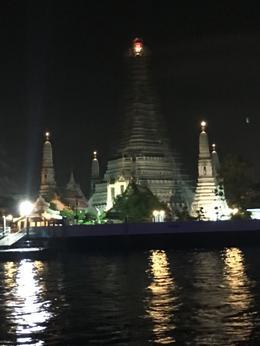 Wat Arun at night , tony.hamer88 - April 2017