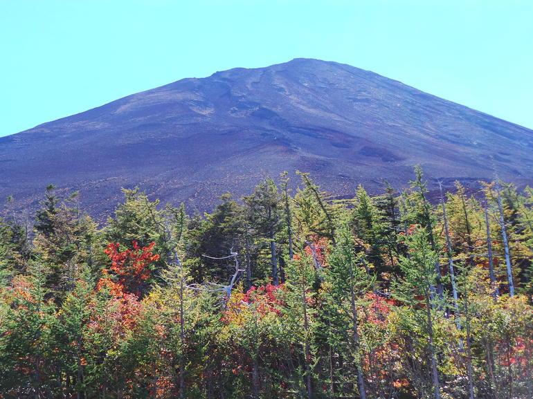 Beautiful Mt Fuji - Tokyo