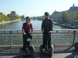 Beautiful views of the Seine River!, Margaret M - February 2012