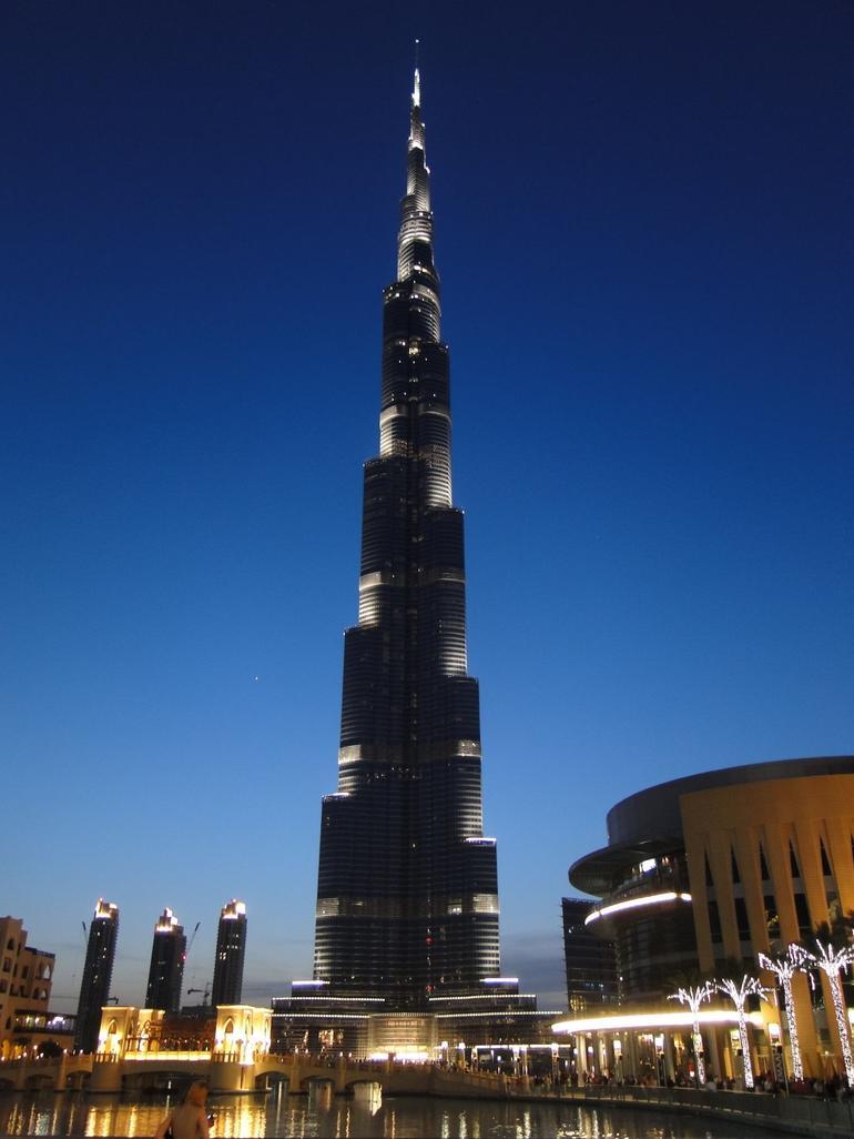 Burj Kalifa - Dubai