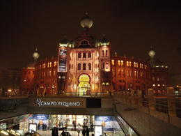 Campo Pequeno at night , Miklos T - April 2014
