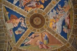 just a small section of one of the ceilings , Jennifer C - August 2014