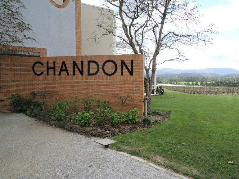 Chandon Vineyard - Melbourne
