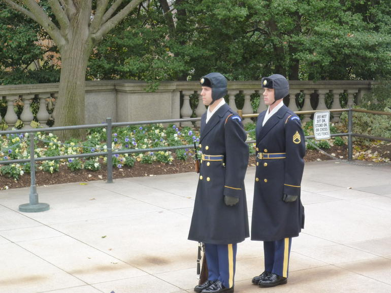 Changing of the Guard - Washington DC
