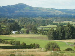 Some of the beautiful farming land , Kaye F - March 2014