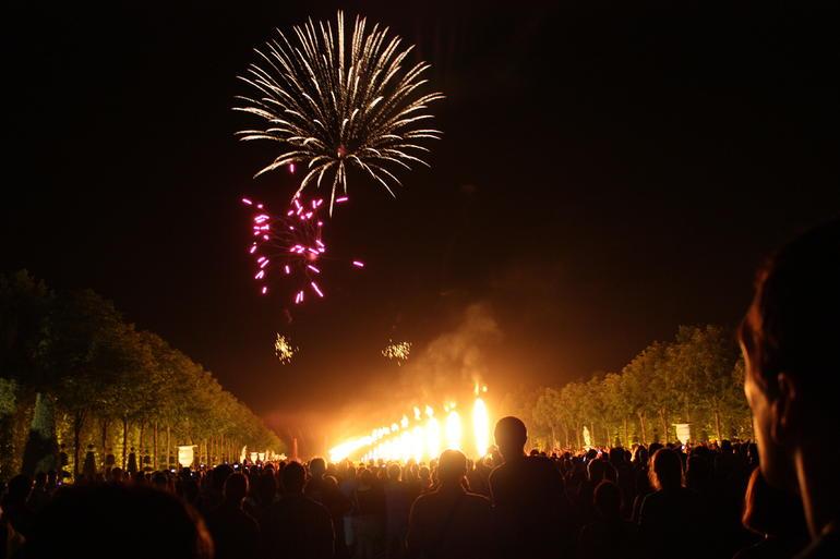 Final show - Versailles