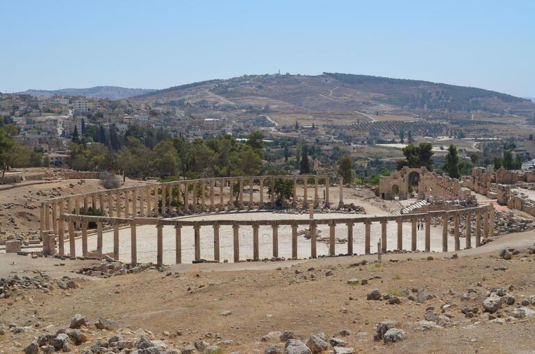 Jerash - Amman