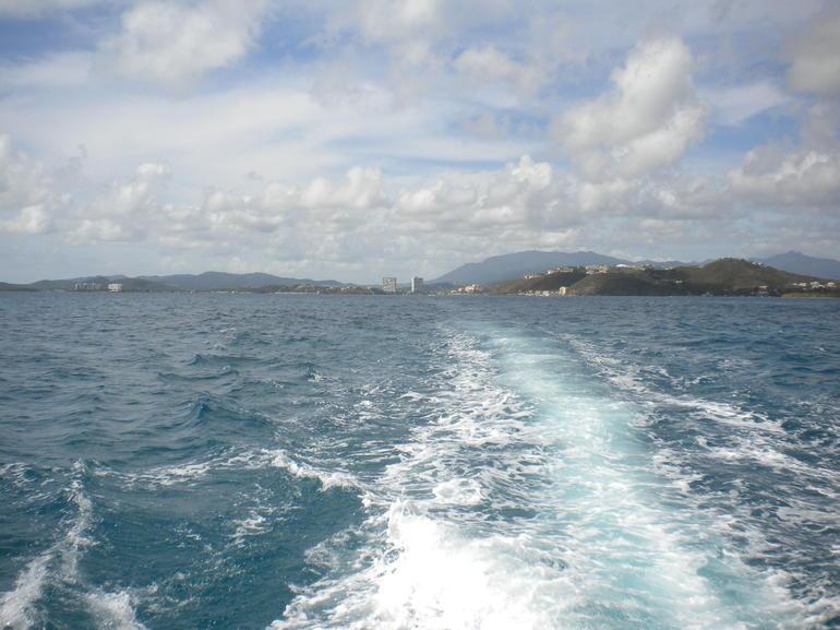 Leaving - San Juan
