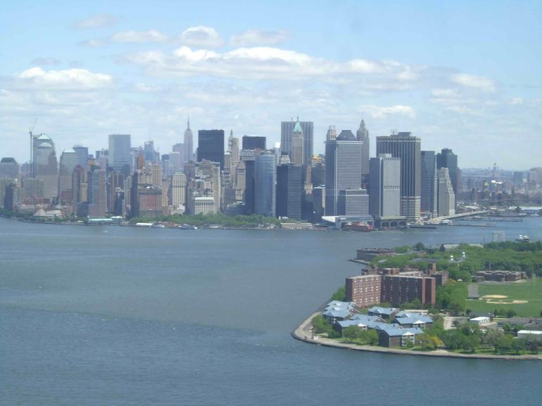 Manhattan Skyline - New York City