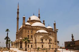 Mohammed Ali (Alabaster) Mosque, Cairo - July 2011