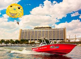 Parasailing - March 2013