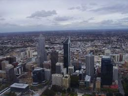 Perth Helicopter Tour - The city - September 2008