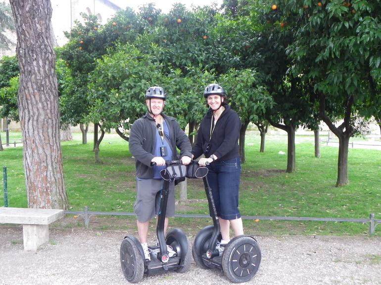 Segway Tour in Rome - Rome