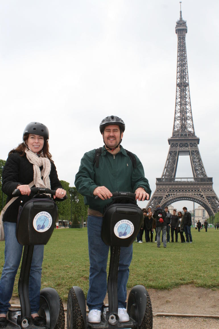 Segway Tour May 2012 #2 - Paris