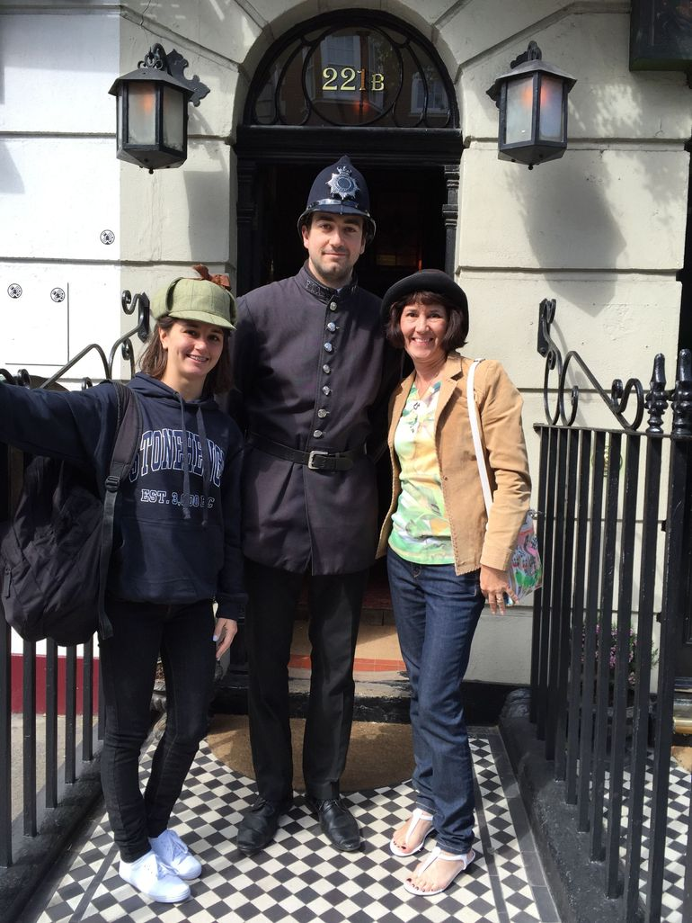 Sherlock Tour Exceeds Expectations