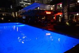 Hotel Roosevelt Pool, Jeff - September 2013