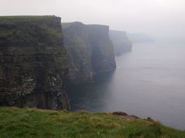 Cliffs of Moher, looking southwest into the Atlantic. , Barbara J Davis K - June 2016