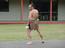 Maori Warrior , stallingfamily - December 2015