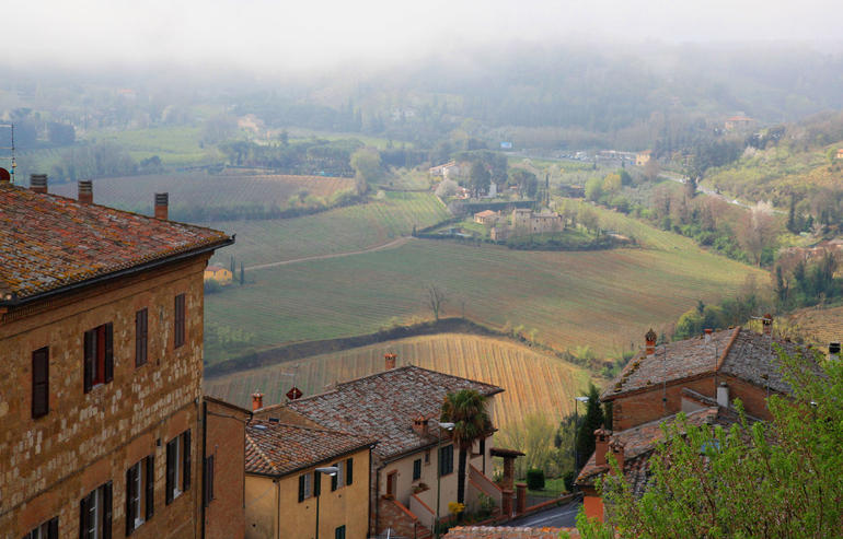 Tuscany in One Day Sightseeing Tour from Rome - Rome
