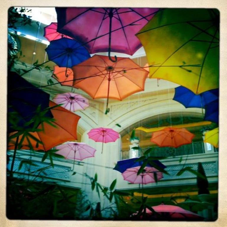 Umbrellas - Las Vegas