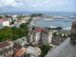 Split Cruise Port - September 2011