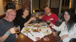 More excellent beer and food... , Michael Z - May 2015