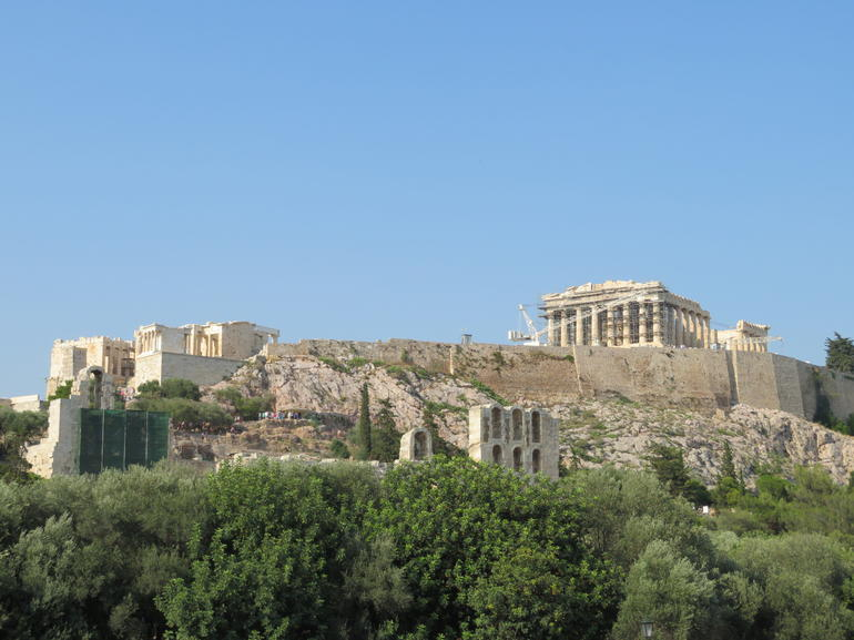 Half-Day Private Taxi Service: Historical Athens City Tour photo 35