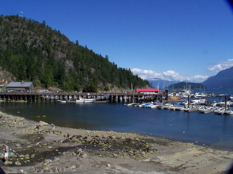 Post-Cruise Excursion Sea to Sky Highway from Vancouver: Sea to Sky Gondola