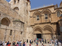 Church of the Holy Sepulcure , Eric S - September 2017