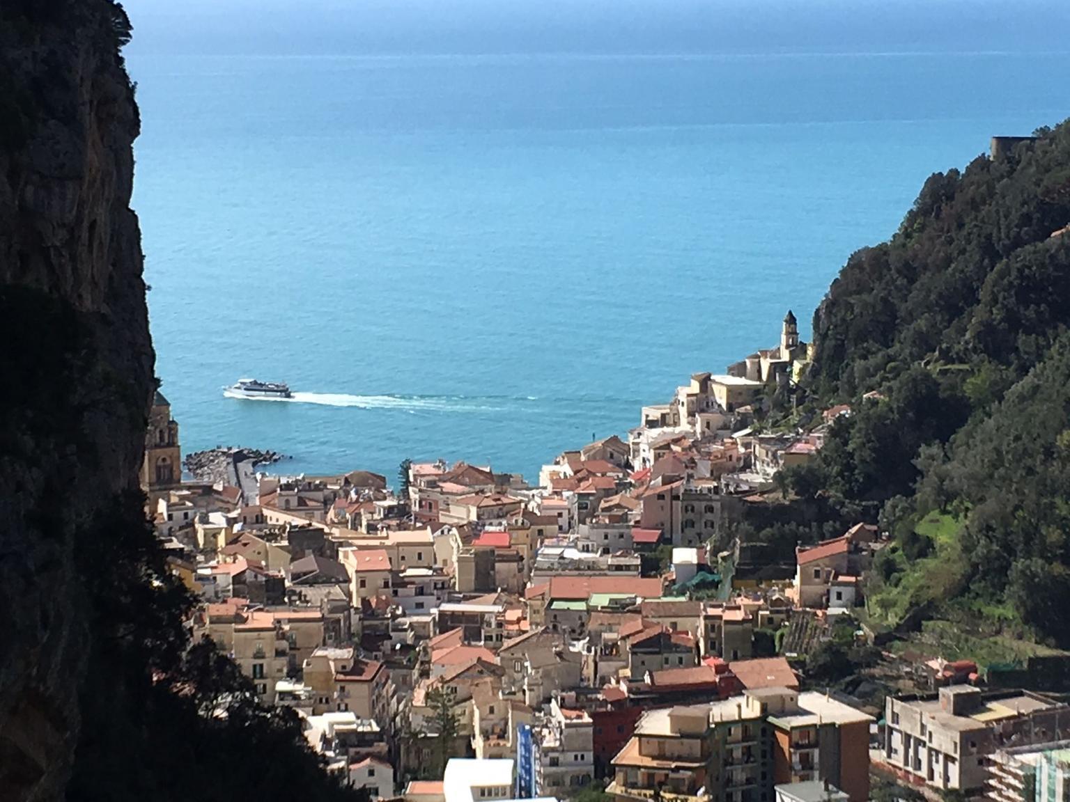 MÁS FOTOS, Private Tour: Amalfi Valle delle Ferriere Nature Reserve Walking Tour