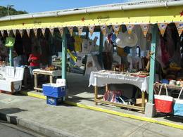 Local village market , Kathryn A R - January 2012