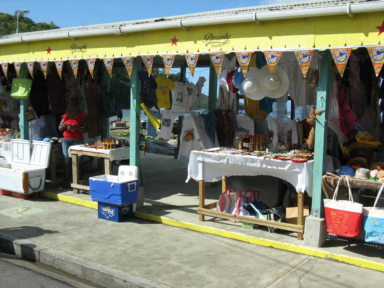 2012 Caribbean Cruise 033 - St Lucia