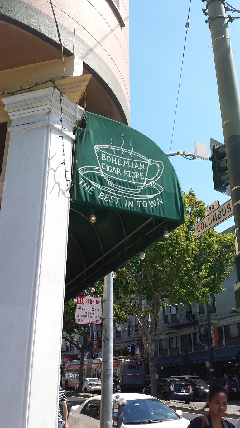 Little Italy and North Beach Walking Tour photo 17