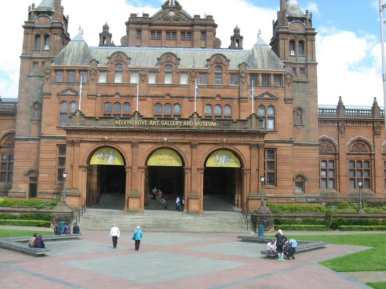 City Sightseeing Glasgow Hop-On Hop-Off Bus Tour