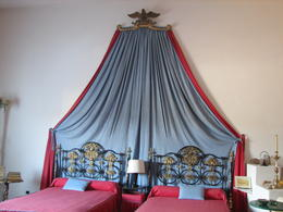 ... A comfortable, unassuming bedroom - for an insatiable wife. , NANCY F - November 2012