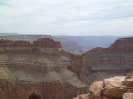 This is the view from Eagle Point which is typically your first stop upon entering the West Rim side of the park. , sarah786_ - April 2013