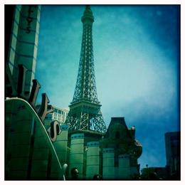 Paris Hotel Las Vegas , Dane - March 2011