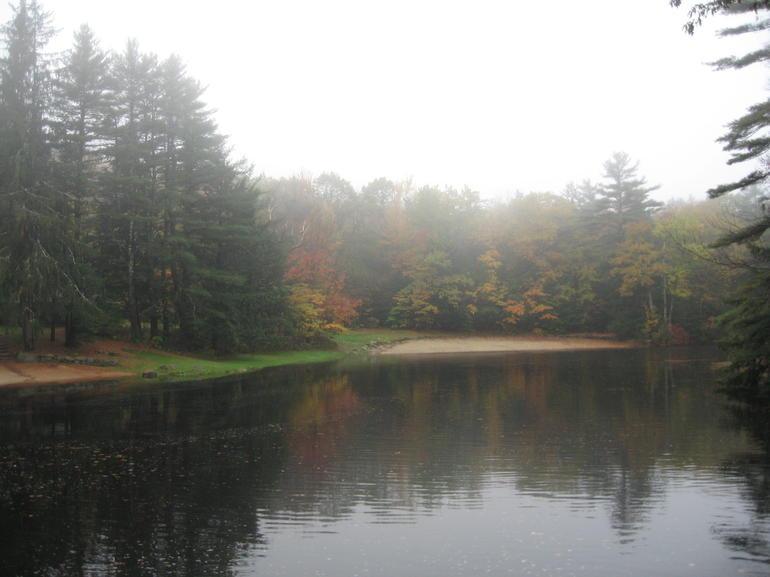 Foliage Tour, New Hampshire - Boston