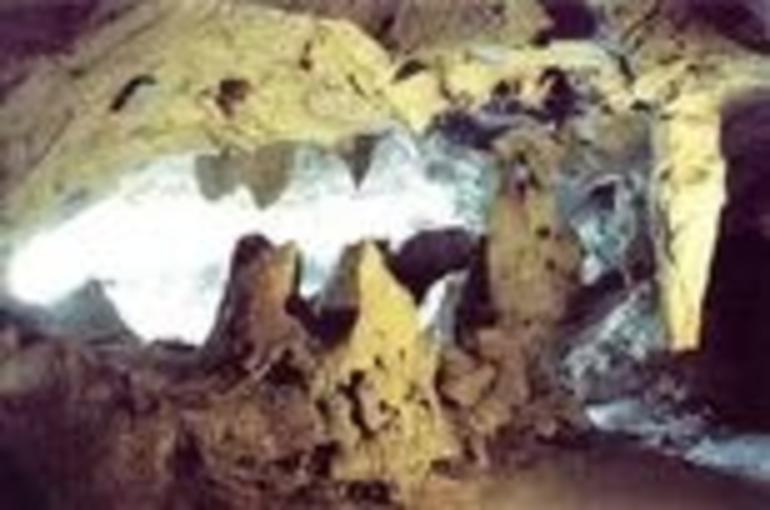 Green Grotto Caves - Ocho Rios