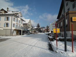 Engleberg town on the way to Liechtenstein. , Glenys S - January 2011