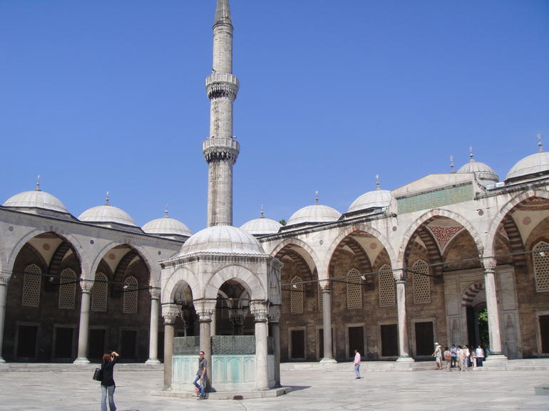 Istanbul Small-Group Walking Tour - Istanbul