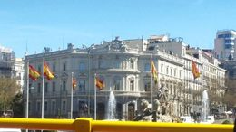 Madrid , Ms. Dana - April 2015