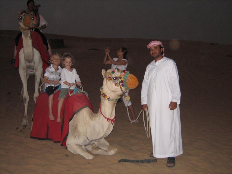 More Dubai Desert Hospitality - Dubai