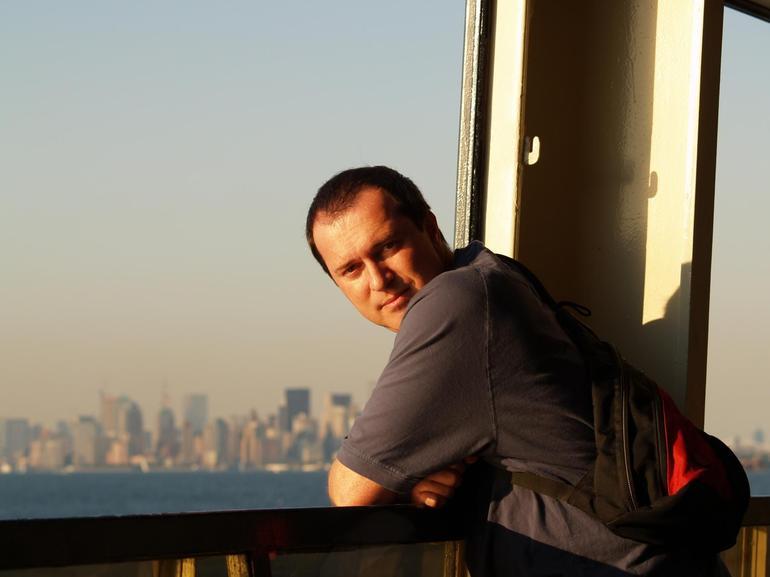 My Husband - New York City
