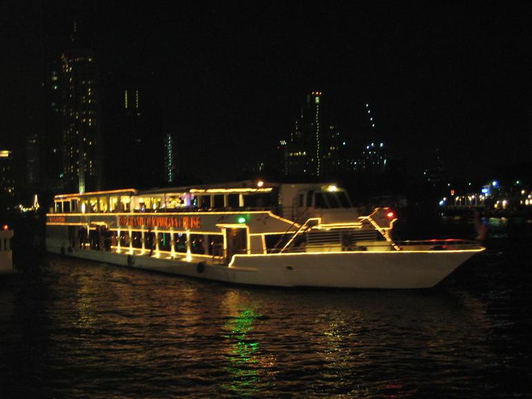 Night Cruise - Bangkok
