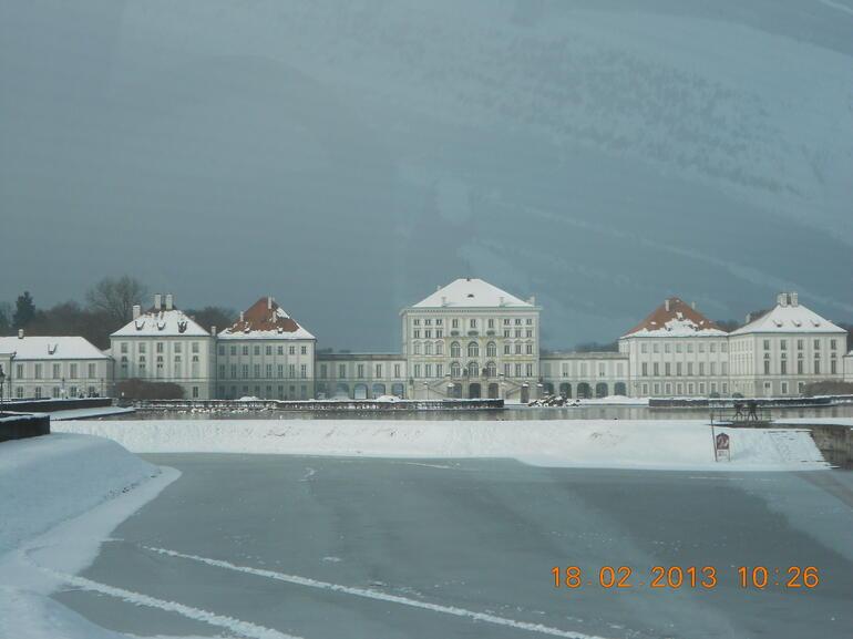 Nyphembery palace - Munich