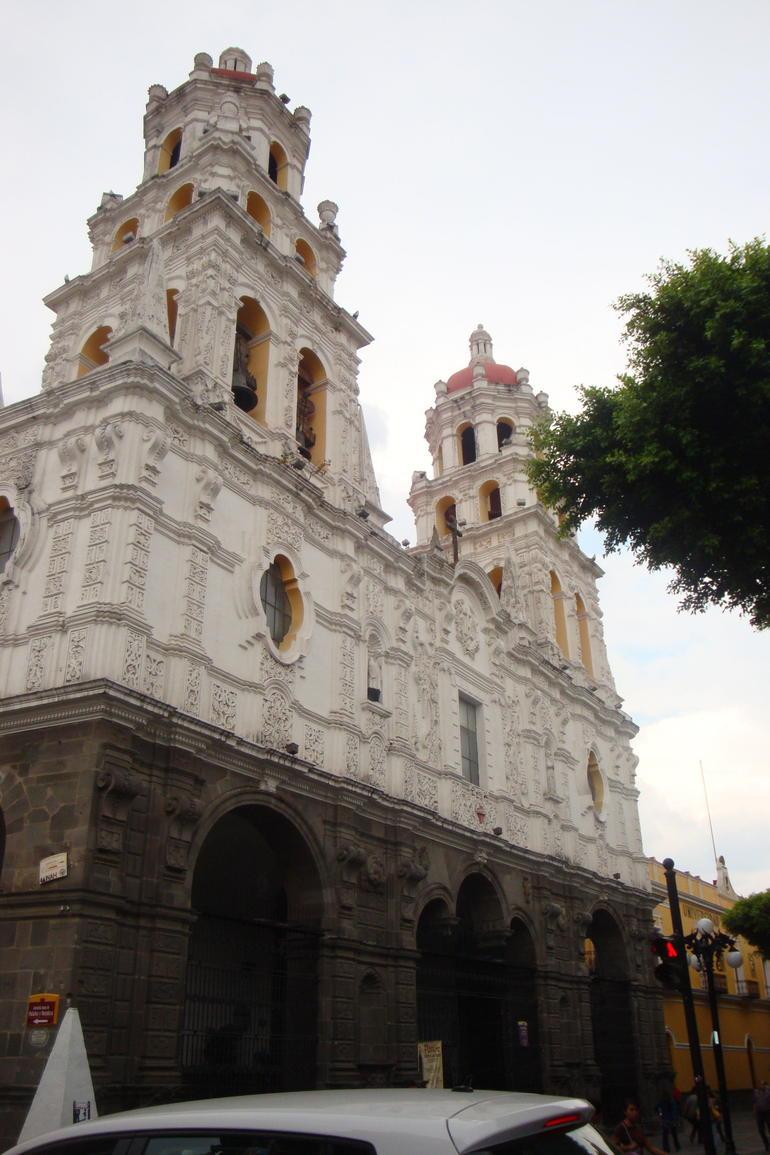 Puebla - Mexico City